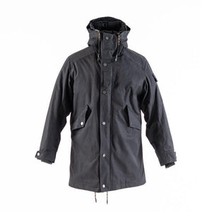The Winterjacket black