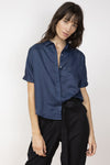 Bluse Tona night blue