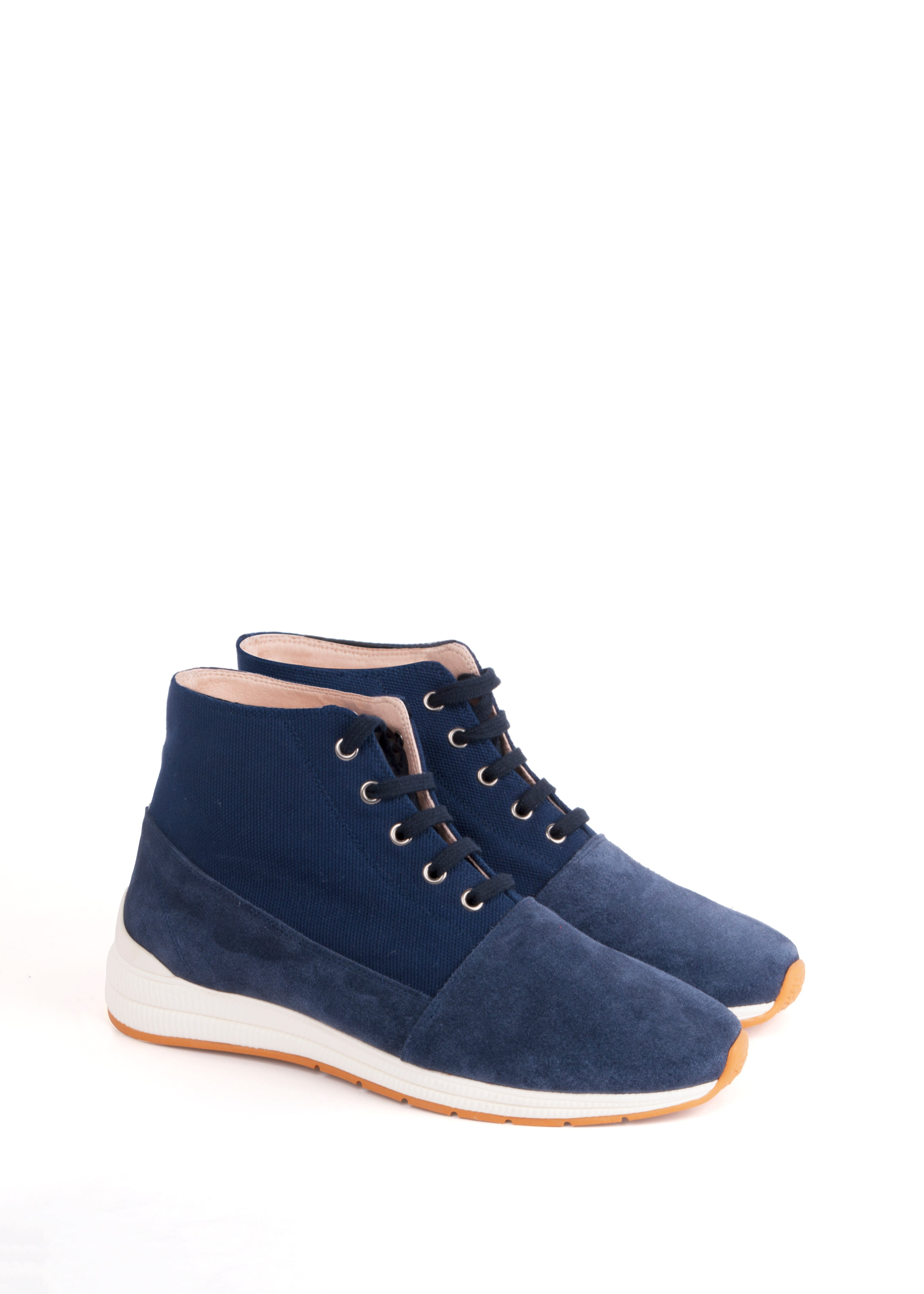Hi-Top Sneaker Iver Samba Canvas
