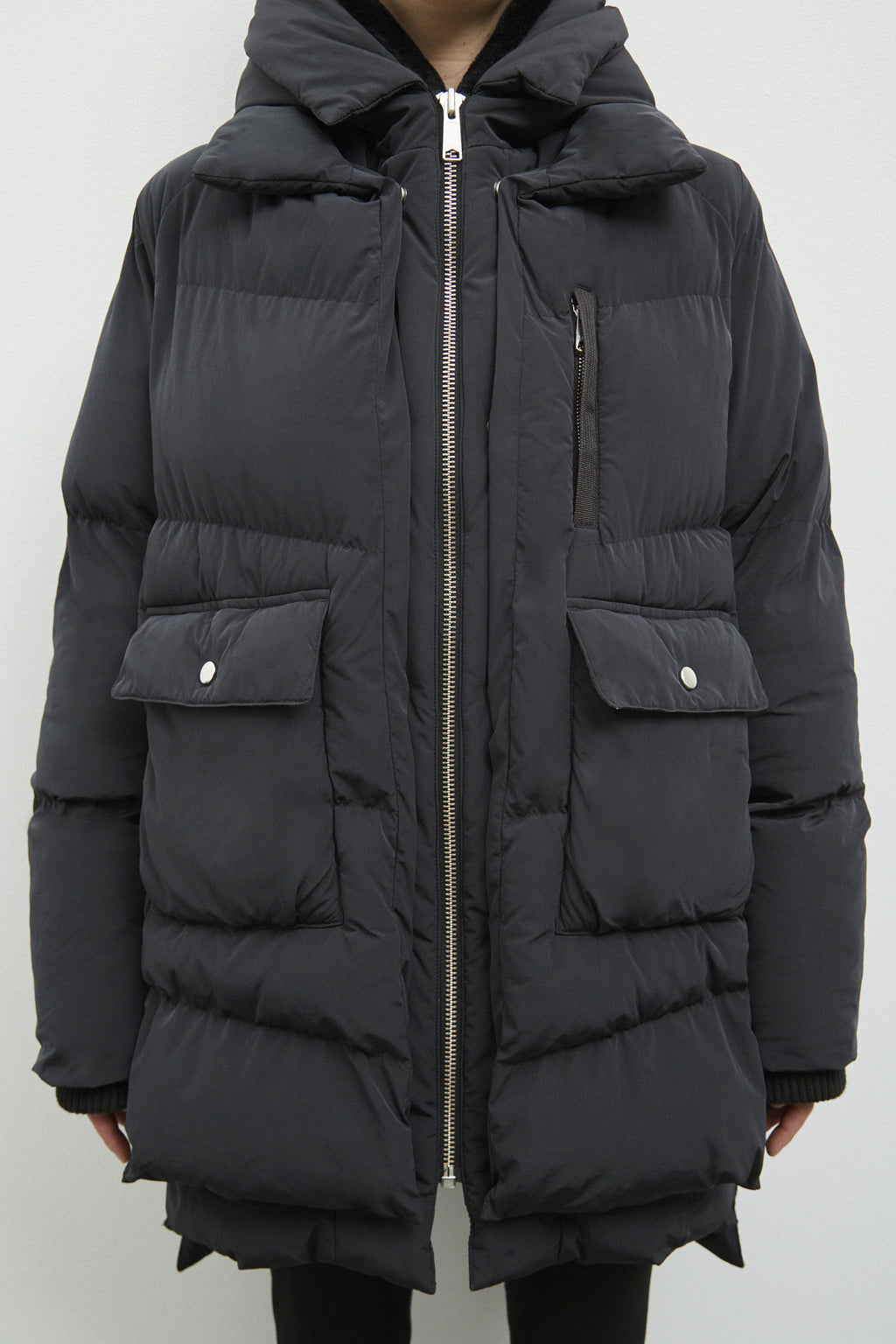 Jacke Lyndon Down Jacket black