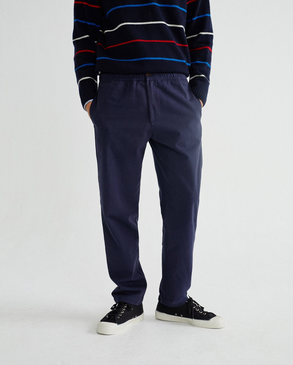 Travel Pant navy