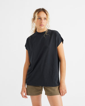 Basic T-Shirt Volta Black