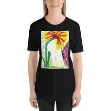 Load image into Gallery viewer, Margot's butterfly Short-Sleeve Unisex T-Shirt / Artist- Margot House