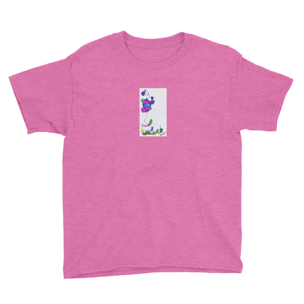 Youth Short Sleeve artisic T-Shirt / Artist - Margot House