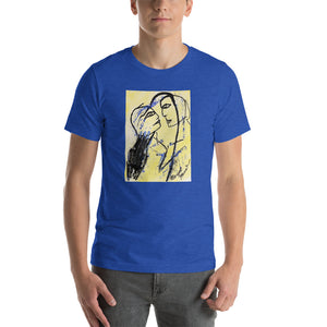 Short-Sleeve Unisex Artisic T-Shirt / Artist - Margot House