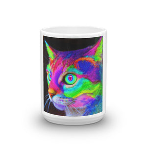Pretty Kitty Coffee Mug