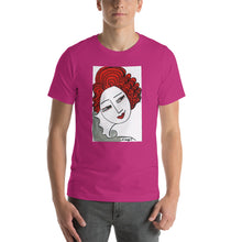 Load image into Gallery viewer, Short-Sleeve Unisex Artistic T-Shirt / Artist - Margot House