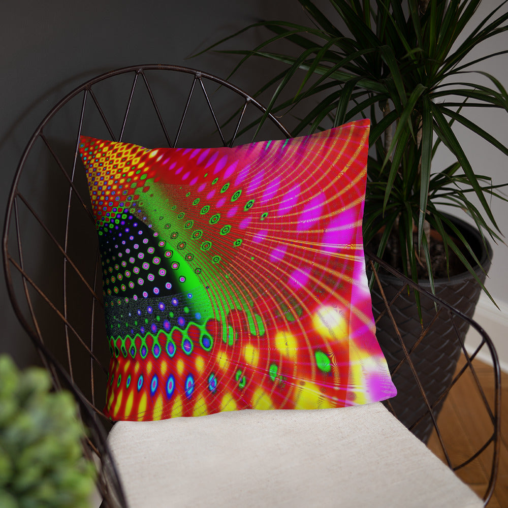 Artisic Accent  Pillow / Artist - Bryan Ameigh