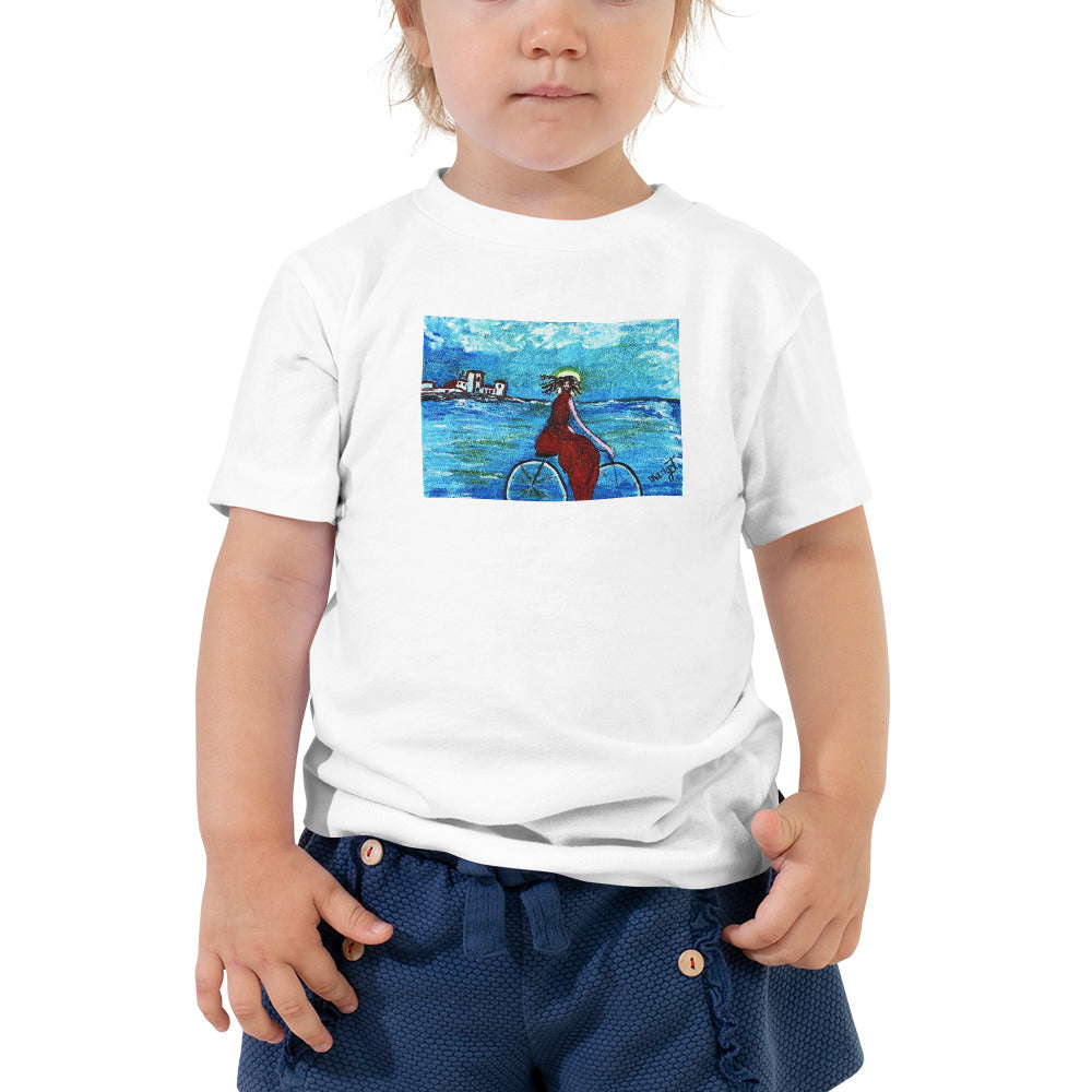 Toddler Short Sleeve Artistic Tee / Artist - Margot House