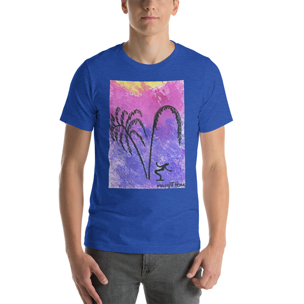 Short-Sleeve Unisex Artisic T-Shirt / Artist- Margot House