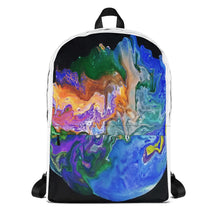 Load image into Gallery viewer, Artist Edition Backpack / Artist - Bryan Ameigh