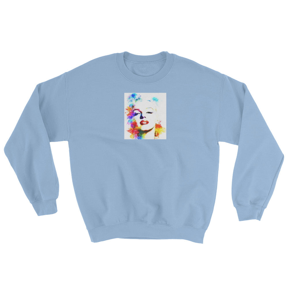 Color me Marylin M. Sweatshirt
