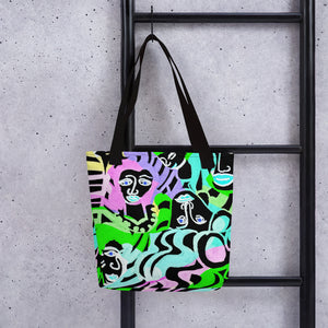 Artist Edition Tote bag/ Artist - Margot House & Bryan Ameigh