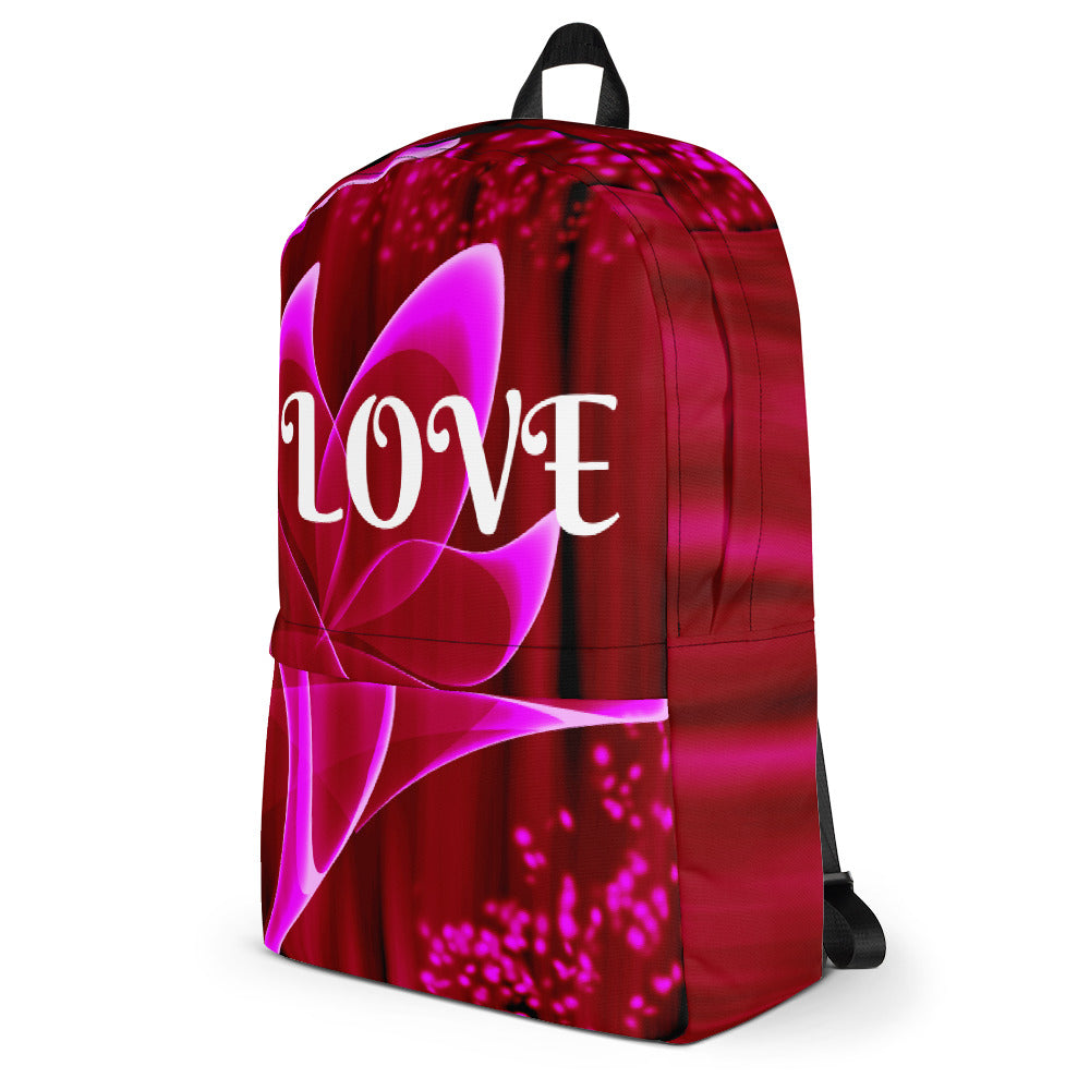 The Love Backpack / Artist - Bryan Ameigh