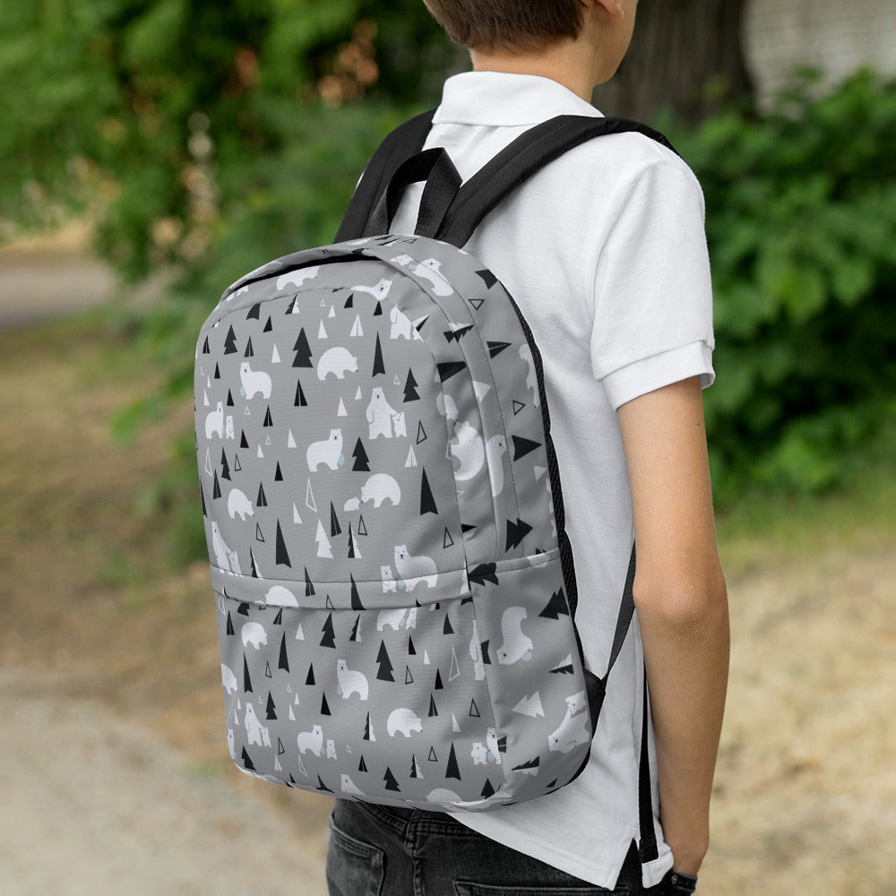 artist Edition Backpack / Art by Bryan Ameigh