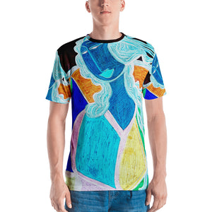 Artist Edition Full Print Men's T-shirt / Artist - Margot House