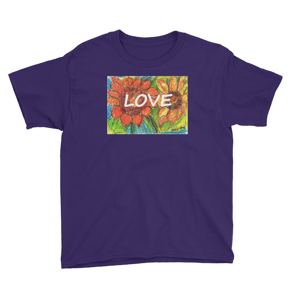 The Love Youth Short Sleeve T-Shirt