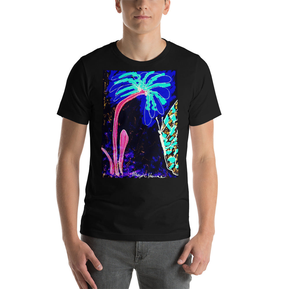 Artist Edition Short-Sleeve Unisex T-Shirt /Artist - Margot House