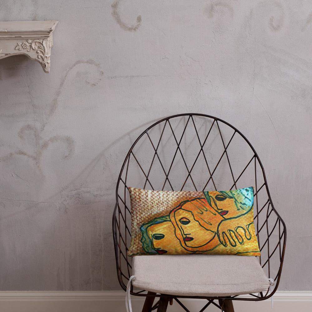 Artist Edition Pillow / Artist - Margot House