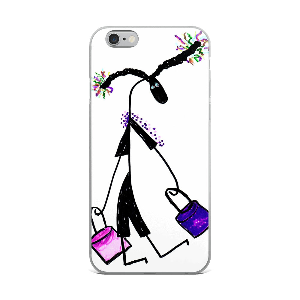 Ant People iPhone Case / Artist - Bryan Ameigh