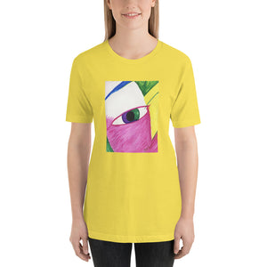Short-Sleeve Unisex Artistic T-Shirt Artistic / Artist - Margot House