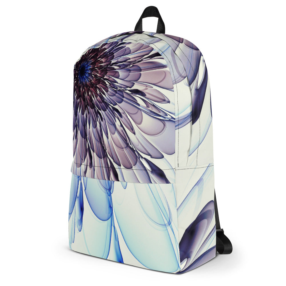 Electric Flower Backpack / Artist - Bryan Ameigh