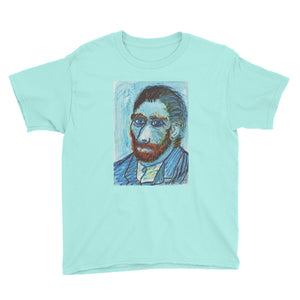 Youth Short Sleeve Artistic T-Shirt / Artist -Margot House