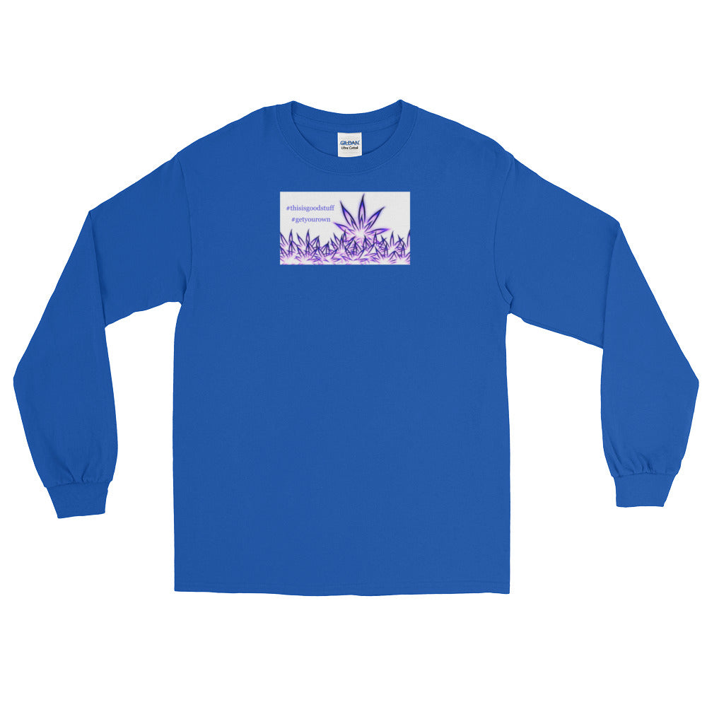 Purple MaryJane Long Sleeve T-Shirt / Artist - Bryan Ameigh