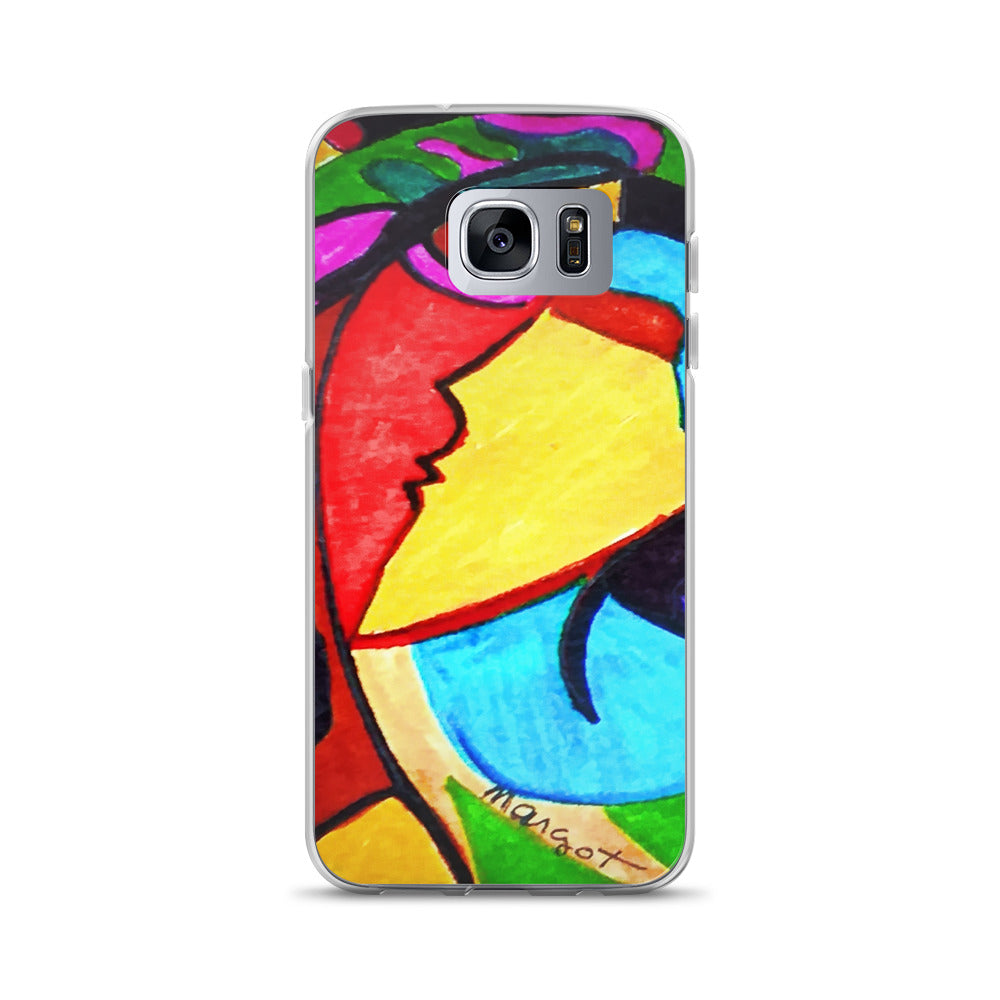 Artist Edition Samsung Case / Artist -Margot House