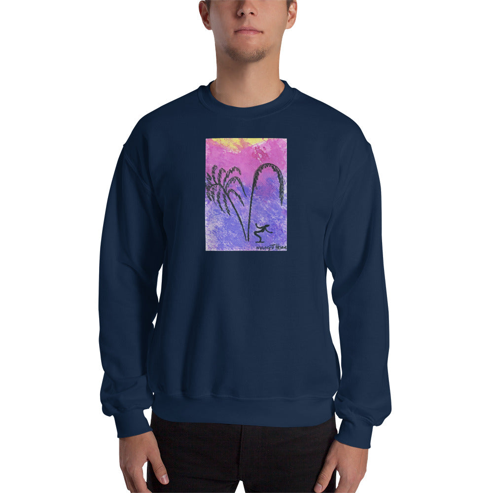 Artist Edition Sweatshirt / Artist -Margot House
