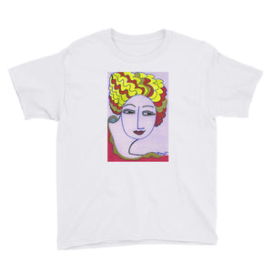 Youth Short Sleeve Artistic T-Shirt / Artist - Margot House