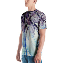 Load image into Gallery viewer, Electric Flower Men's T-shirt / Artist - Bryan Ameigh