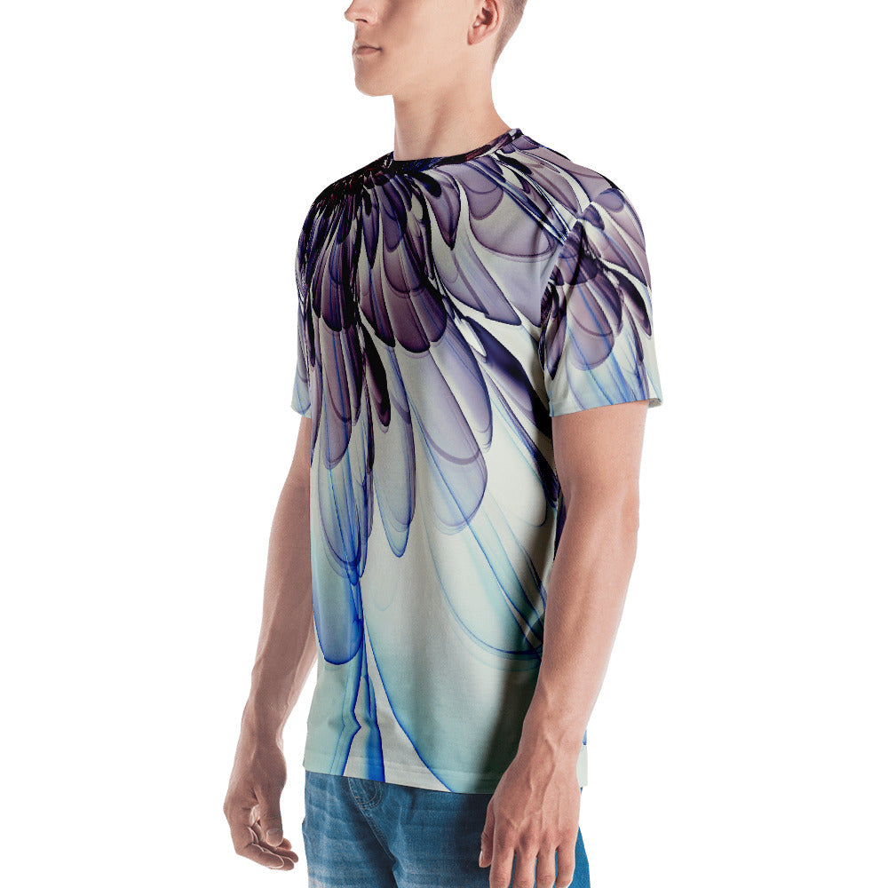 Electric Flower Men's T-shirt / Artist - Bryan Ameigh