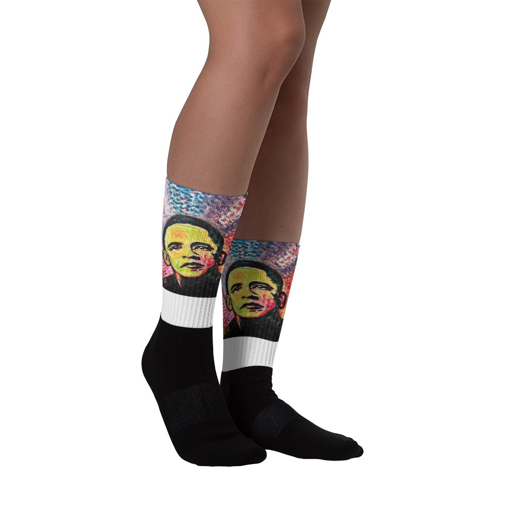 Obama Socks / Artist - Margot House