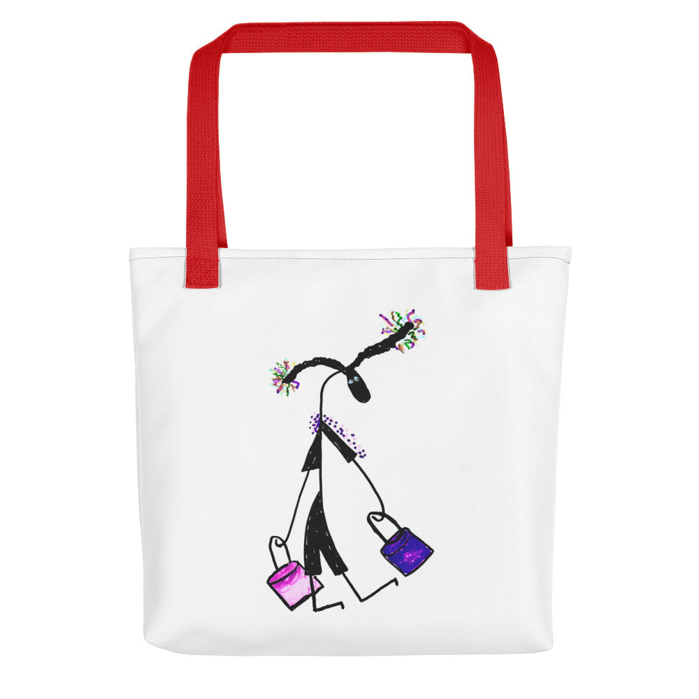 Ant People Tote bag / Artist- Bryan Ameigh