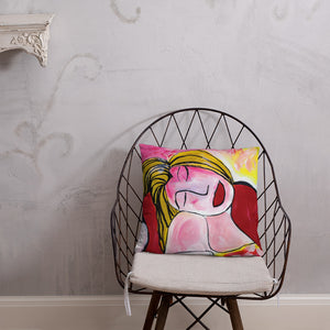 Artist Edition Pillow / Artsit - Margot House