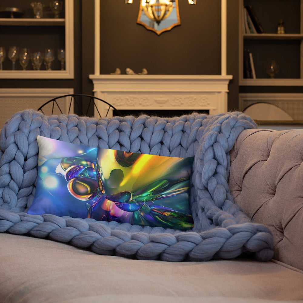 Artist Edition Accent Pillow / Artist - Bryan Ameigh