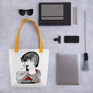 Artistic Tote bag / Artist  -Margot House