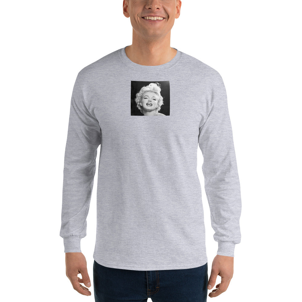 Miss Monroe Long Sleeve T-Shirt