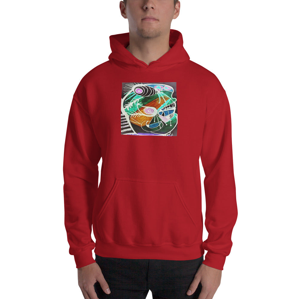 Artist Edition Hooded Sweatshirt / Artist - Margot House