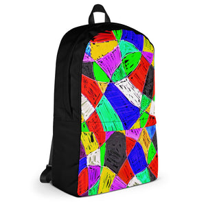 Artistic Backpack / Artist - Bryan Ameigh