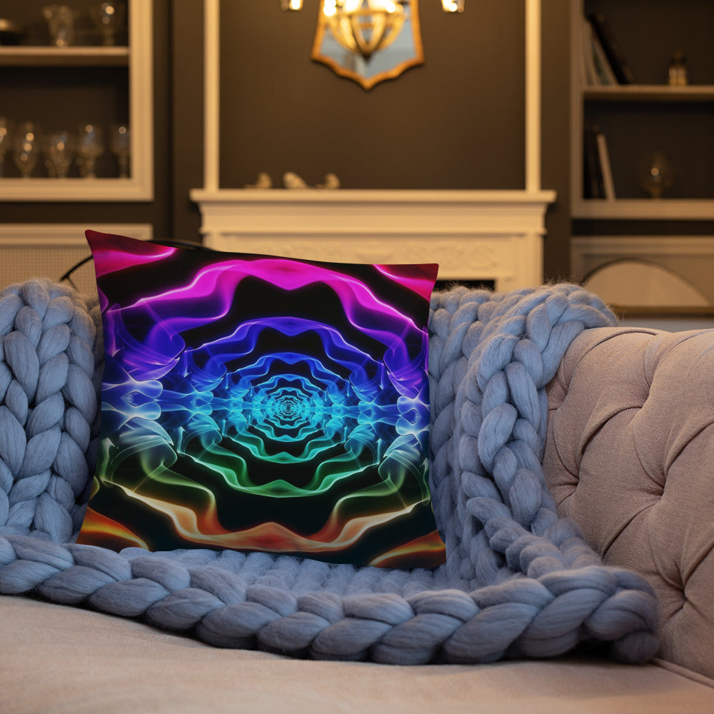 Graphic Edition Pillow