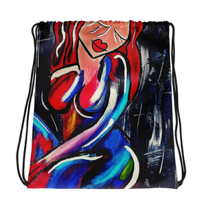 Artist Edition Drawstring bag / Lady Love