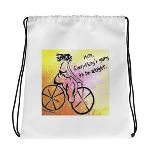 Artist Edition Drawstring bag / Artist - Margot House