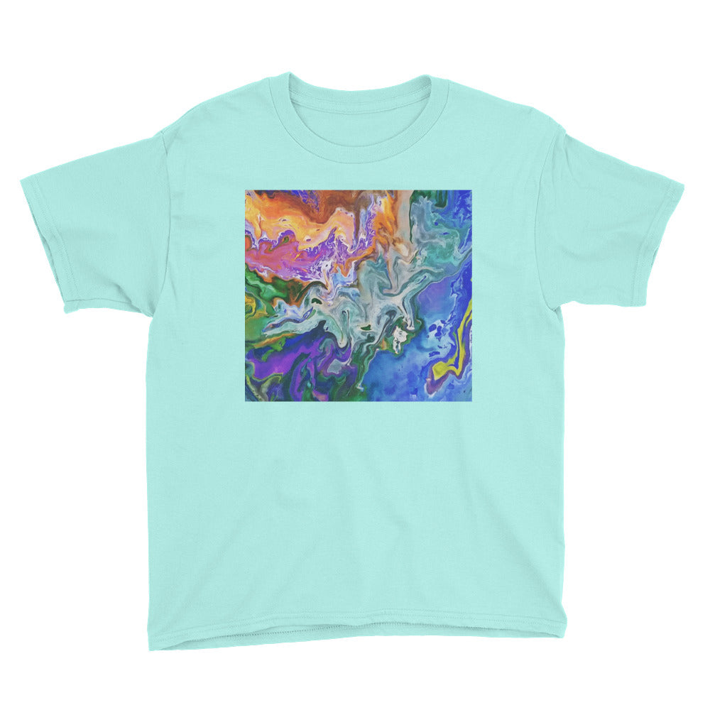 Youth Short Sleeve Artistic T-Shirt / Artist - Bryan Ameigh