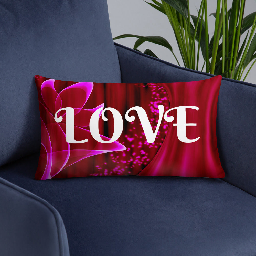 The Love Pillow / Artist - Bryan Ameigh