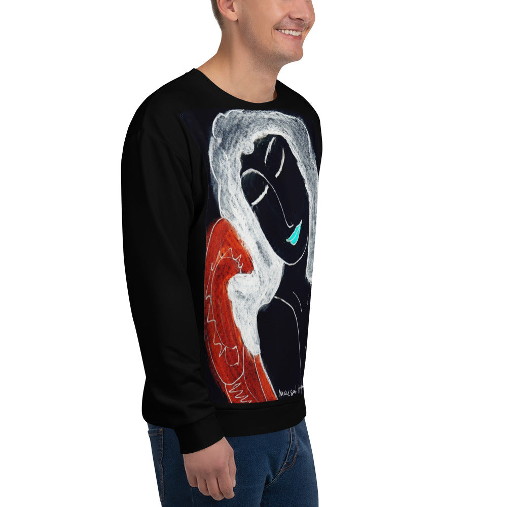 Unisex Sweatshirt / Artist - Margot House
