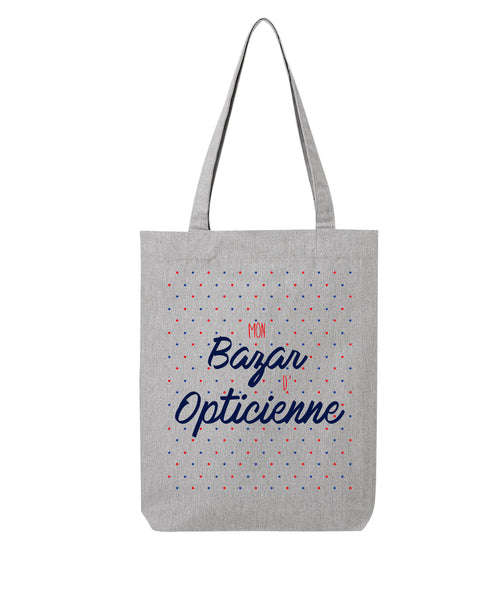 Tote bag Bazar Opticienne - Comptoir des Kinés