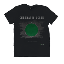 Load image into Gallery viewer, Cool Chromatic Scale T-Shirt