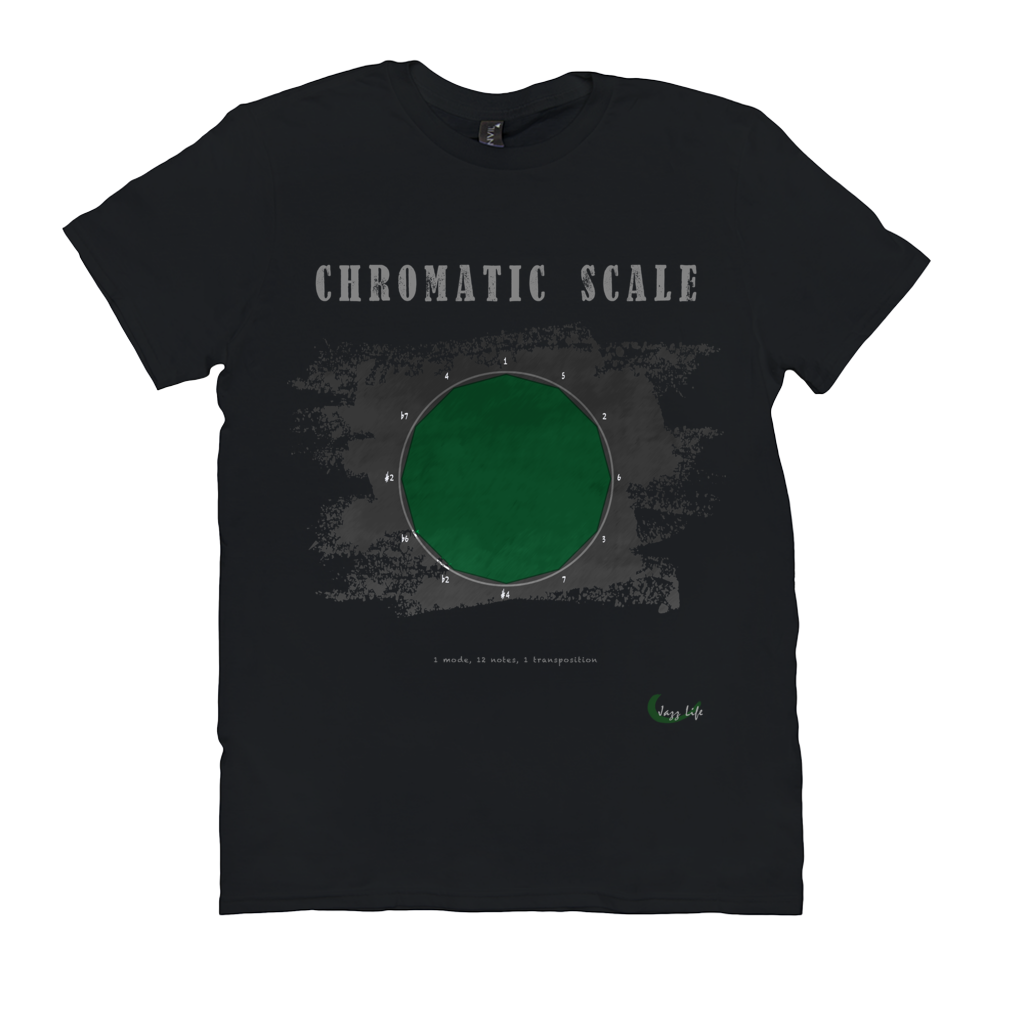 Cool Chromatic Scale T-Shirt